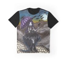 Twilight Morning Graphic T-Shirt