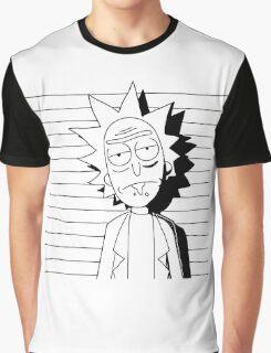Rick Graphic T-Shirt