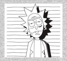Rick One Piece - Long Sleeve