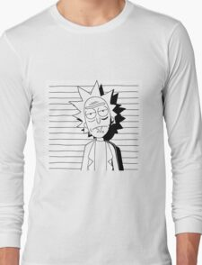 Rick Long Sleeve T-Shirt