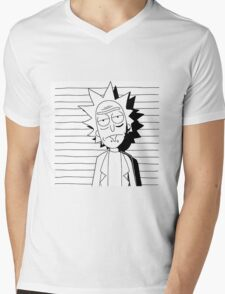 Rick Mens V-Neck T-Shirt