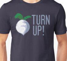 Turnt Up Turnip Unisex T-Shirt