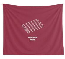 Prove Them Wrong - Corporate Start-up Quotes Wall Tapestry