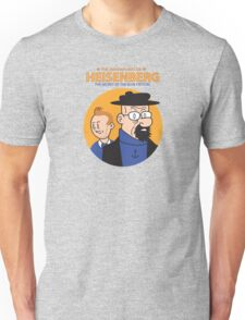 The Adventures of Heisenberg Unisex T-Shirt