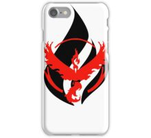 Pokemon Go - Team Valor iPhone Case/Skin
