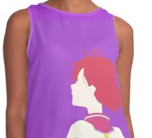 snow white with the red hair Contrast Tank