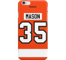 Philadelphia Flyers Steve Mason Jersey Back Phone Case iPhone Case/Skin