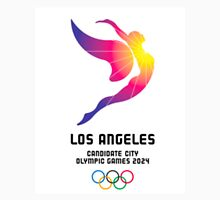 Olympic Games 2024 - Los Angeles Support your city ! Unisex T-Shirt