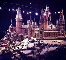 Hogwarts  by aimeedraper