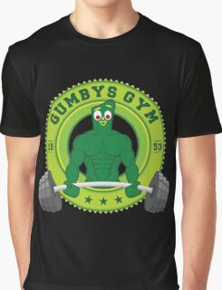 Gumby's Gym Graphic T-Shirt