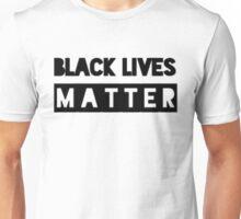 Black lives matter merchandise Unisex T-Shirt