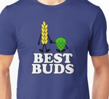 Best Buds for Beer Unisex T-Shirt
