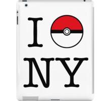 I Poke NY iPad Case/Skin