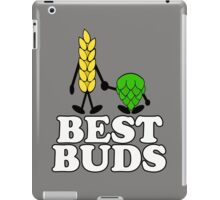 Best Buds for Beer iPad Case/Skin