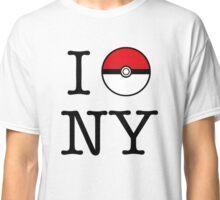 I Poke NY Classic T-Shirt