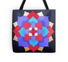 Prosperity Mandala Tote Bag
