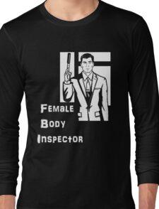 Archer FBI Long Sleeve T-Shirt