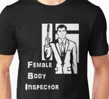 Archer FBI Unisex T-Shirt