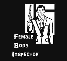 Archer FBI Unisex T-Shirt