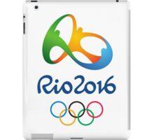 Olympic Rio 2016 Logo iPad Case/Skin