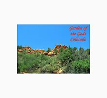 Garden of the Gods #11 Unisex T-Shirt