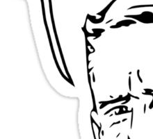 I Wanna Put My Mr. Belding in your Kelly Kapowski Sticker