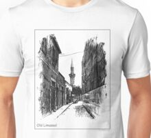 Cyprus Old Mosque In Limassol Unisex T-Shirt