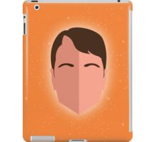 Montgomery Scott (Scotty) iPad Case/Skin