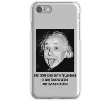 Albert Einstein iPhone Case/Skin