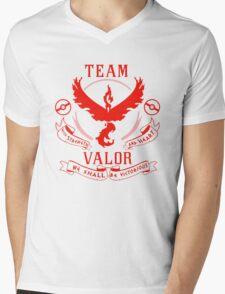 Pokemon Go Mens V-Neck T-Shirt