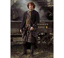Jamie-Fraser's Ridge Photographic Print