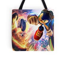 Sonic Surf Tote Bag