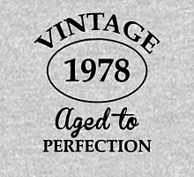 vintage 1978 aged to perfection Unisex T-Shirt