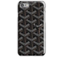 Goyard Perfect Case iPhone Case/Skin