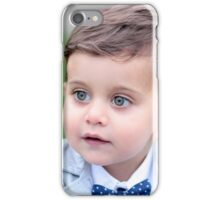 beautiful cute child  iPhone Case/Skin