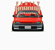 "Honda - ""Family Honour"" Civic Classic T-Shirt"