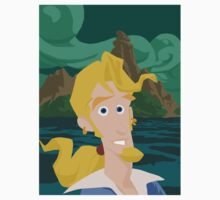 Guybrush Threepwood One Piece - Long Sleeve