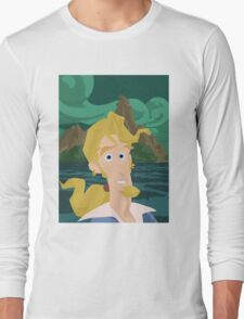 Guybrush Threepwood Long Sleeve T-Shirt