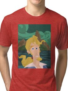Guybrush Threepwood Tri-blend T-Shirt