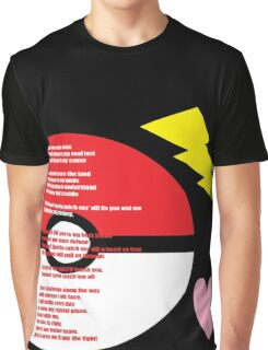 catch them all Graphic T-Shirt