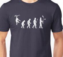 Funny Evolution Juggling Unisex T-Shirt