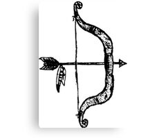 Archer Enemy Canvas Print
