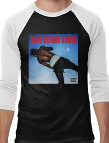 Days before rodeo Men's Baseball ¾ T-Shirt