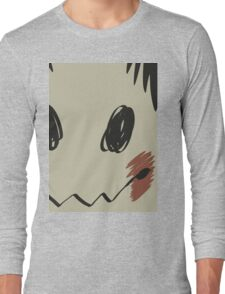 Mimikyu print T Long Sleeve T-Shirt