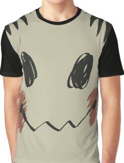 Mimikyu print T Graphic T-Shirt