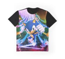 Sonic Party Graphic T-Shirt