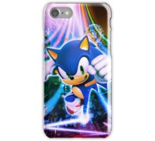 Sonic Party iPhone Case/Skin