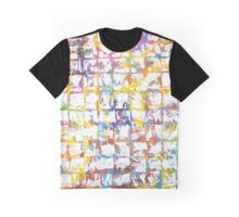 Ecstatic Dance of the Cosmic Soul Graphic T-Shirt