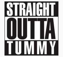STRAIGHT OUTTA TUMMY by Ximoc