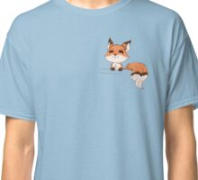 foxy pocket  Classic T-Shirt